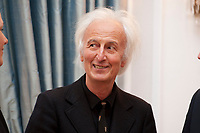 13 JAN 2011, BERLIN/GERMANY:<br /> Prof. Dr. Helmut Schwarz, Praesident Alexander von Humboldt-Stiftung, Neujahrsempfang des Bundespraesidenten, Schloss Bellevue<br /> IMAGE: 20110113-01-008