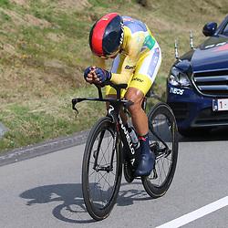 ANDERMATT (SUI) CYCLING<br /> Tour de Suisse stage 7<br /> Richard Carapaz (Ecuador / Team Ineos)