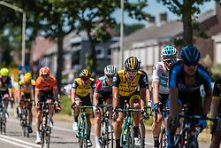Thomas Leezer of LottoNL - Jumbo at 2018 National Road Race Championships Netherlands for Men Elite, Hoogerheide, The Netherlands, 1 July 2018. Photo by Pim Nijland / PelotonPhotos.com   All photos usage must carry mandatory copyright credit (Peloton Photos   Pim Nijland)