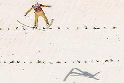 Johann Andre Forfang (NOR) during the Ski Flying Hill Men's Team Competition at Day 3 of FIS Ski Jumping World Cup Final 2017, on March 25, 2017 in Planica, Slovenia. Photo by Grega Valancic / Sportida
