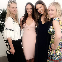 """Jessica Alba releases a photo on Instagram with the following caption: """"Loved celebrating our @bewellbykelly new book on nutrition #bodylovebook @mollybsims @bewellbykelly @chelseahandler -link in bio to get the book -I wrote the forward!"""". Photo Credit: Instagram *** No USA Distribution *** For Editorial Use Only *** Not to be Published in Books or Photo Books ***  Please note: Fees charged by the agency are for the agency's services only, and do not, nor are they intended to, convey to the user any ownership of Copyright or License in the material. The agency does not claim any ownership including but not limited to Copyright or License in the attached material. By publishing this material you expressly agree to indemnify and to hold the agency and its directors, shareholders and employees harmless from any loss, claims, damages, demands, expenses (including legal fees), or any causes of action or allegation against the agency arising out of or connected in any way with publication of the material."""