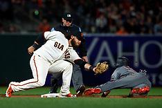 20180409 - Arizona Diamondbacks at San Francisco Giants