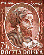 Ab? 'Al? al-?usayn ibn 'Abd All?h ibn S?n?, known as Ab? Al? S?n?  known in English by his Latinized name Avicenna (c. 980 - 1037) was a polymath of Persian origin and the foremost physician and philosopher of his time
