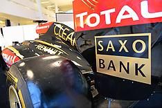 2014 Saxo Bank - Lotus Launch