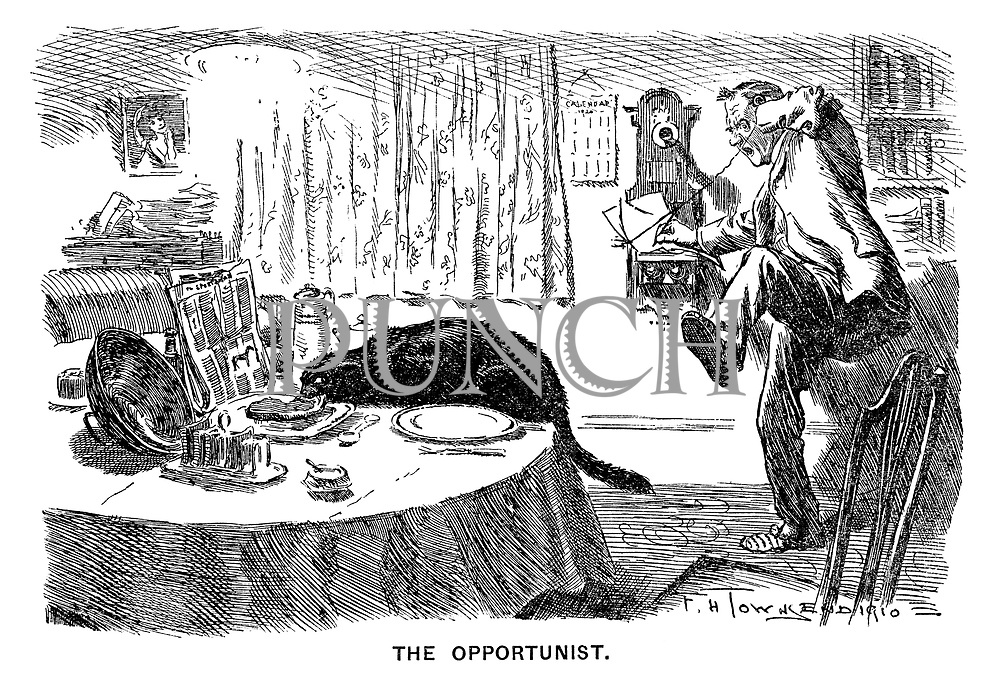 The Opportunist.