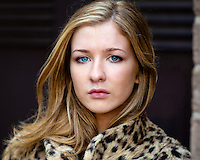 Liverpool based Actress Lily Shepherd Headshots who works in Theatre and TV.