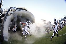 Philadelphia Eagles defensive tackle Beau Allen #94 and the Philadelphia Eagles enter the field before for the Baltimore Ravens v Philadelphia Eagles NFL Preseason game at Lincoln Financial Field in Philadelphia on Saturday, August 22nd 2015. The Eagles won 40-17. (Brian Garfinkel/Philadelphia Eagles)
