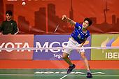 Badminton-BWF Tour Super 300-Barcelona Spain Master-Feb 20, 2020