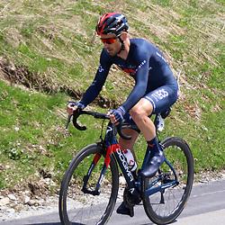 ANDERMATT (SUI) CYCLING<br /> Tour de Suisse stage 7<br /> Michal Golas