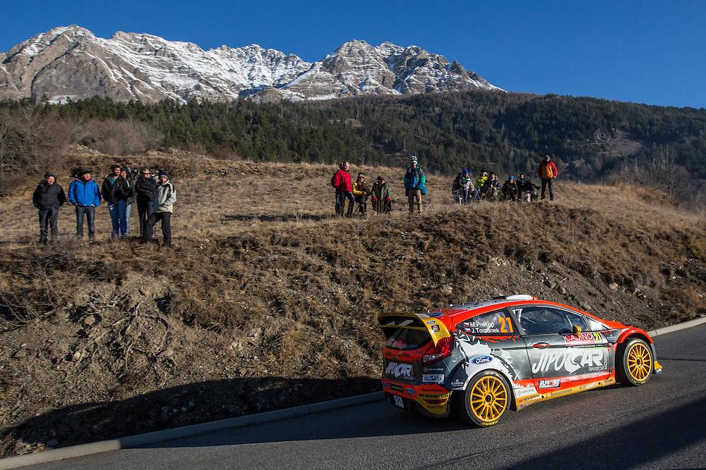 83rd Rallye Automobile Monte-Carlo
