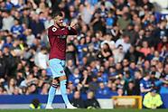 Everton v West Ham United 160918