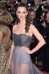 "71st Cannes Film Festival 2018, Red Carpet film ""Blackkklansman"". Pictured: Charlotte Le Bon"
