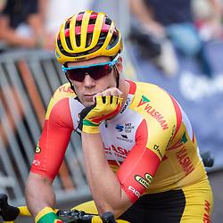 EMMEN (NED) wielrennen <br />Wim Stroetinga