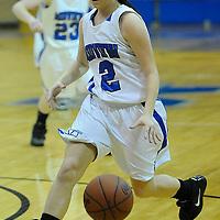01.26.2011 Bay at MIdview Girls Varsity Basketball