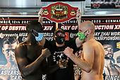 2020.12.11 | Muay Thai: Day of Destruction XIV - Waage