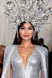 Gemma Chan attending the Metropolitan Museum of Art Costume Institute Benefit Gala 2019 in New York, USA.