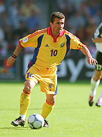 Fotball<br /> Foto: Witters/Digitalsport<br /> NORWAY ONLY<br /> <br /> Gheorghe Hagi - Fussballspieler  Romania