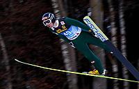 Hopp<br /> Bischofshofen<br /> 05.01.2011<br /> Foto: Gepa/Digitalsport<br /> NORWAY ONLY<br /> <br /> FIS Weltcup, Vierschanzen-Tournee, Training und Qualifikation. <br /> <br /> Bild zeigt Anders Bardal (NOR)
