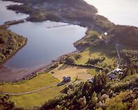 Idylliske Botnen på Ellingsøya.<br /> Foto: Svein Ove Ekornesvåg