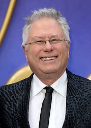 Alan Menken attending the Aladdin European Premiere held at the ODEON Luxe Leicester Square, London