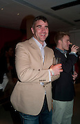 IVAN MASSOW, Prima Donna opening night. Sadler's Wells Theatre, Rosebery Avenue, London EC1, Premiere of Rufus Wainwright's opera. 13 April 2010