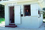 Watering Place sub post office, Cayman Brac, Cayman Islands,