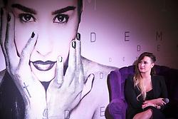 August 4, 2018 - EUM20180804ESP01.JPG .CIUDAD DE MÉXICO. ShowbizFarándula-Demi Lovato.- Hace unos días, la actriz y cantante Demi Lovato (en imagen de mayo de 2014) fue ingresada al hospital por una aparente sobredosis, el accidente no es algo extraño en el mundo de la farándula. Britney Spears, Paris Hilton, Lindsay Logan y Amanda Bynes, entre otras, han tenido experiencias con las drogas que también han terminado en el hospital. Foto: Archivo Agencia EL UNIVERSALEELG (Credit Image: © El Universal via ZUMA Wire)