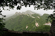 This part of the wall is off the beaten track. The tourists do not come here, only isolated travelers who want to experience solitude in the greatness of the Great Wall of China. Its eeriness and awe is rather like being on a location set for 'The Hobbit', ewxpecting the necromancer to appear at any moment, or Gandalf with his staff. A few hundred kilometres north of Beijing, China