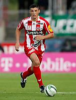 Fotball<br /> Østerrike 2009/2010<br /> Foto: Gepa/Digitalsport<br /> NORWAY ONLY<br /> <br /> 18.07.2009<br /> <br /> tipp3 Bundesliga powered by T-Mobile, KSV Superfund vs SV Ried. Bild zeigt Mario Majstorovic (Kapfenberg)