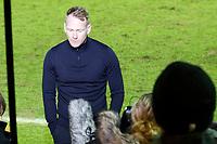 Simon Rusk. Stockport County FC 1-0 Yeovil Town FC. Vanarama National League. Edgeley Park. 6.2.21