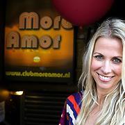NLD/Amsterdam/20080508 - Mom's Moment voor zwangere vrouwen, Vivianne Reys