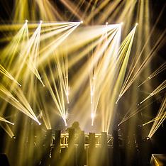 Skrillex at The Bill Graham Civic Auditorium - San Francisco, CA - 2/8/13