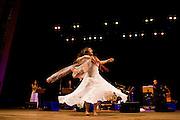 Sao Paulo_SP, Brasil...Show de Fafa de Belem (Maria de Fátima Palha de Figueiredo) na Virada Cultural...The Fafa de Belem (Maria de Fátima Palha de Figueiredo) show in Virada Cultural...Foto: MARCUS DESIMONI / NITRO