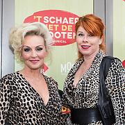 NLD/Amsterdam/20190414 - Premiere 't Schaep met de 5 Pooten, Lone van Roosendaal en ..............