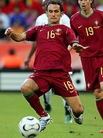 Koln 11/6/2006 World Cup 2006<br /> <br /> Angola Portugal - Angola Portogallo 0-1<br /> <br /> Photo Andrea Staccioli Graffitipress<br /> <br /> Ricardo Carvalho Portogallo