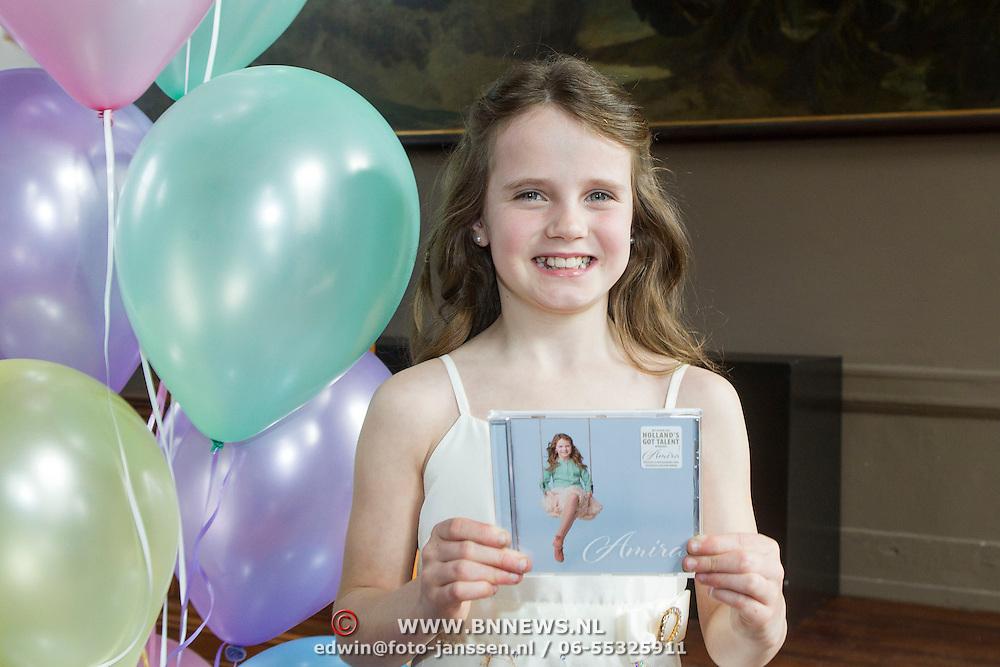NLD/Amsterdam//20140322 - CD presentatie Amira,