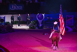 Opening Ceremony before Jumping Final II<br /> Longines FEI World Cup™ Jumping Final II<br /> Las Vegas 2015<br />  © Hippo Foto - Dirk Caremans<br /> 18/04/15