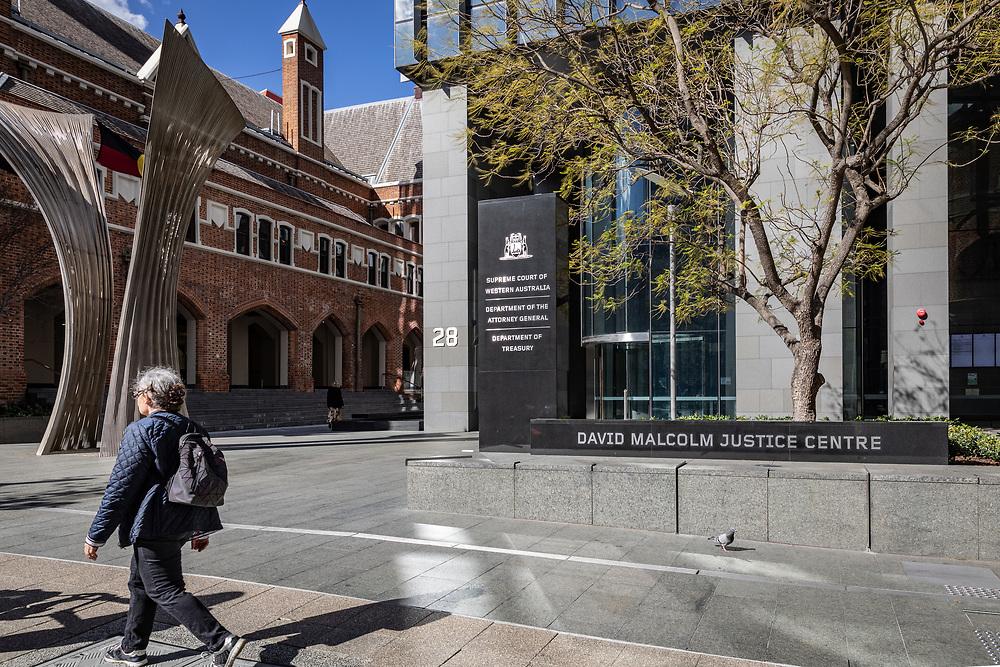 The Supreme Court of Western Australia,Barrack Street Perth,Thursday August 20, 2020.