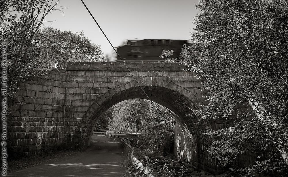 Keystone Arch Bridge, Becket, MA