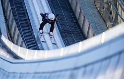 31.12.2017, Olympiaschanze, Garmisch Partenkirchen, GER, FIS Weltcup Ski Sprung, Vierschanzentournee, Garmisch Partenkirchen, Training, im Bild Piotr Zyla (POL) // Piotr Zyla of Poland during his Practice Jump for the Four Hills Tournament of FIS Ski Jumping World Cup at the Olympiaschanze in Garmisch Partenkirchen, Germany on 2017/12/31. EXPA Pictures © 2017, PhotoCredit: EXPA/ Jakob Gruber