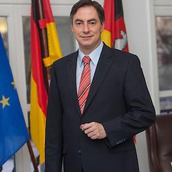 David McAllister, Lower Saxony