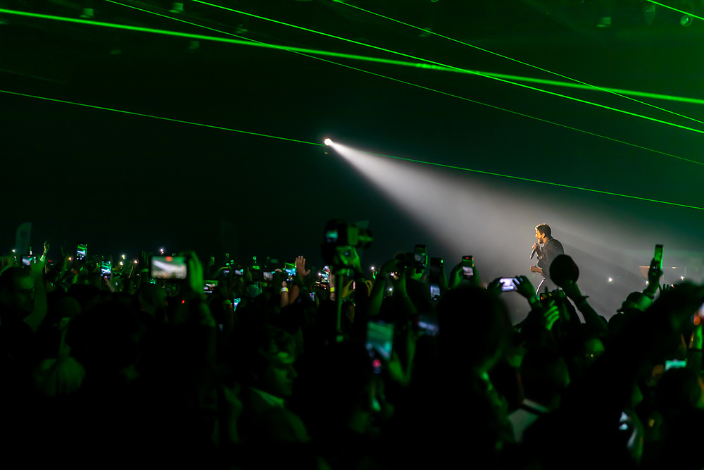 Saad Lamjarred live in Dubai, DSF 2020
