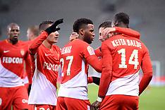 Saint Etienne vs Monaco - 15 Dec 2017