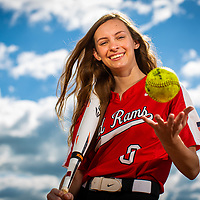 Jamesville-DeWitt softball player Paige Keeler never got an inning in due to the spring sport shutdown by the pandemic, and espcially lost a chance to secure a decisive win against CBA in basketball that she was especially anxious to defeat. She attends Cortland State this Fall and is dialed in to make up for the loss this year for the Red Dragons. Coronavirus robbed high school seniors of a final year in sports in Central New York and beyond. These senior spotlight athletes will move on to pursue their sports in college. Coronavirus robbed high school seniors of a final year in sports in Central New York and beyond. These senior spotlight athletes will move on to pursue their sports in college.