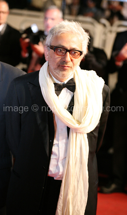 Elia Suleiman at the Holy Motors gala screening, red carpet at the 65th Cannes Film Festival France. Wednesday 23rd May 2012 in Cannes Film Festival, France.