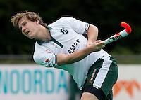 ROTTERDAM -  Hidde Kruize van HC Rotterdam tijdens de voorbereiding voor het hoofdklasse heren seizoen 2014/2015. COPYRIGHT KOEN SUYK