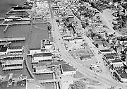 "Ackroyd 05398-11. ""Aerials Astoria. July 27, 1954"""