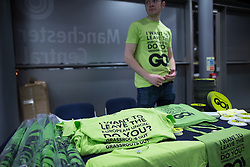© Licensed to London News Pictures . 05/02/2016 . Manchester , UK . Grassroots Out , anti-EU membership campaign event , at the Manchester Central Convention Centre . Photo credit : Joel Goodman/LNP