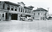 1914 Fire station on Cahuenga Ave. just south of Holywood Blvd.