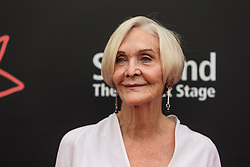Photo-call and Red Carpet for the film Edie, directed by Simon Hunter at the Edinburgh International Film Festival<br /> <br /> Pictured: Sheila Hancock